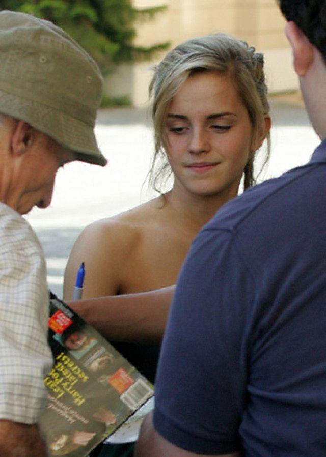 Emma Watson nową twarzą Chanel