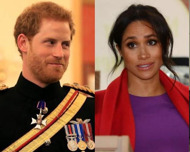 Meghan Markle ma NA DZIŚ wyznaczony termin porodu, a książę Harry wybrał się na... maraton