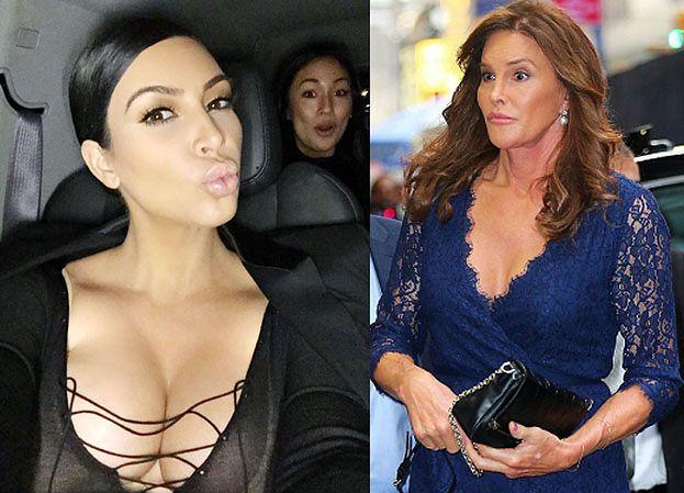 """Kim o piersiach ojca: """"Jak je zobaczyłam, od razu zapragnęłam korekty cycków!"""""""