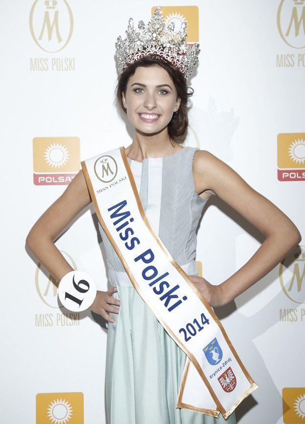 Poznajcie nową MISS POLSKI! (ZDJĘCIA) - Pudelek