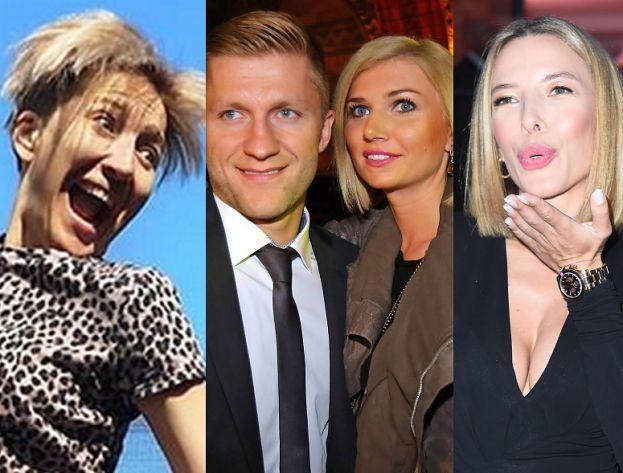 """Gwiazdy gratulują Błaszczykowskim trzeciego dziecka. """"Witamy na świecie Młody Wspaniały Człowieku"""""""