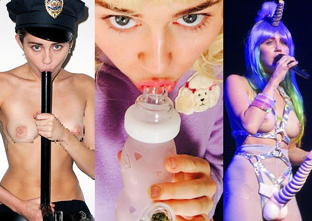 """Miley Cyrus: """"Już nie mam problemu ze swoją orientacją. Jestem PANSEKSUALNA!"""""""