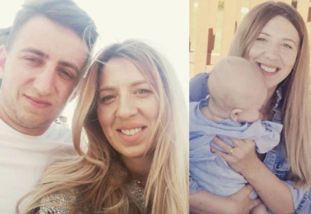 """Małgosia z """"Rolnik szuka żony"""" pokazała twarz synka! (FOTO)"""