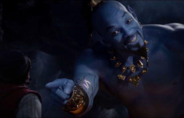 """""""Aladyn"""": Disney prezentuje zapowiedź filmowej adaptacji popularnej bajki. W roli dżina wystąpi Will Smith"""