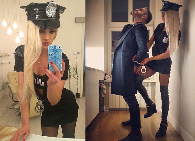 Maffashion przebrana za policjantkę! SEKSOWNA?