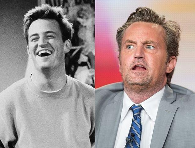 """Matthew Perry: """"Młodzi ludzie są zaskoczeni tym, jak staro dziś wyglądam!"""""""