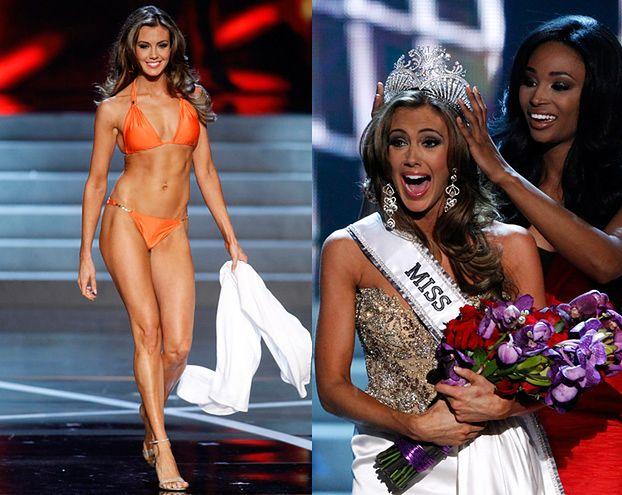Zobacz nową Miss USA! (ŁADNA?)