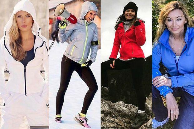 Damskie kurtki do biegania - sportowe trendy