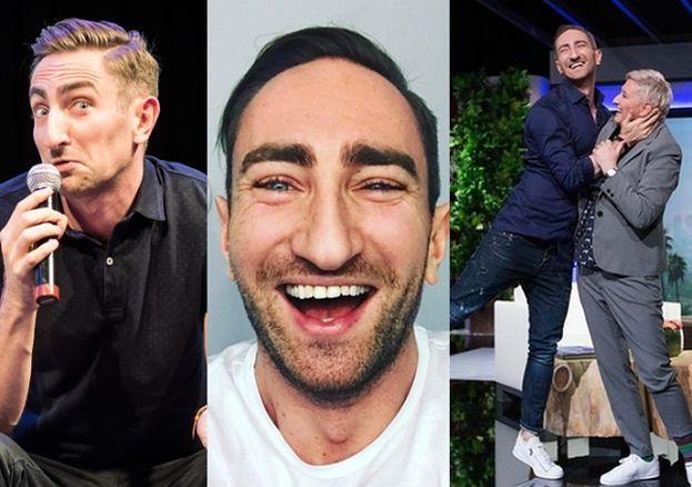 """Jakóbiak OSZUKAŁ FANÓW, że wystąpił w programie DeGeneres! """"Jeżeli czegoś bardzo pragnę, to ZAPIER*ALAM!"""""""