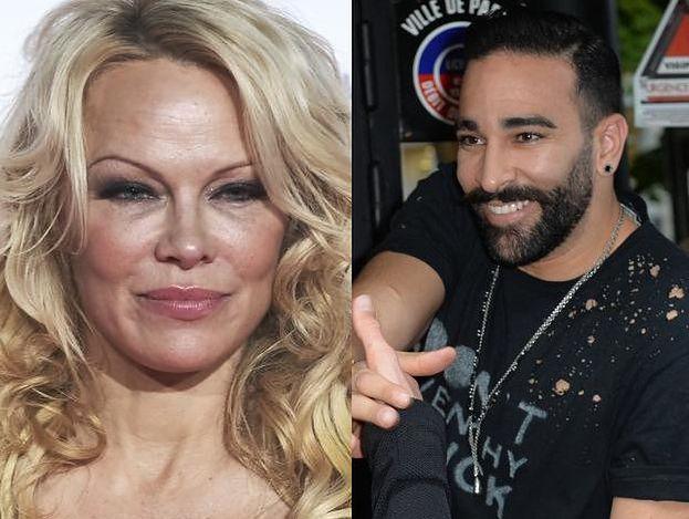 """Pamela Anderson usprawiedliwia zdrady kochanka: """"Zdaję sobie sprawę, że nie mogę winić go za wszystko"""""""