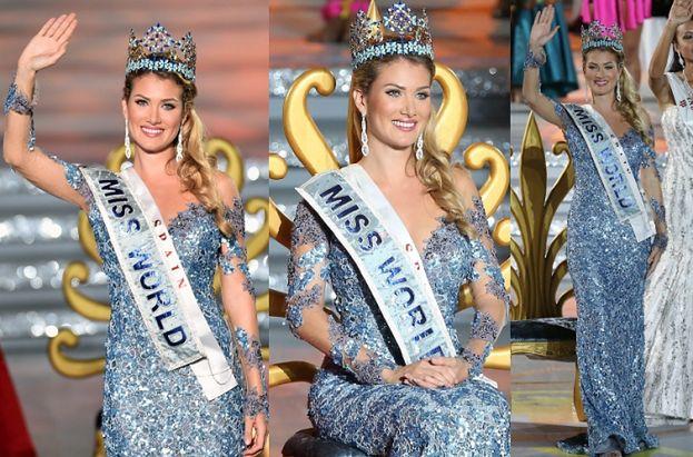 Nową Miss World została Hiszpanka (ZDJĘCIA)