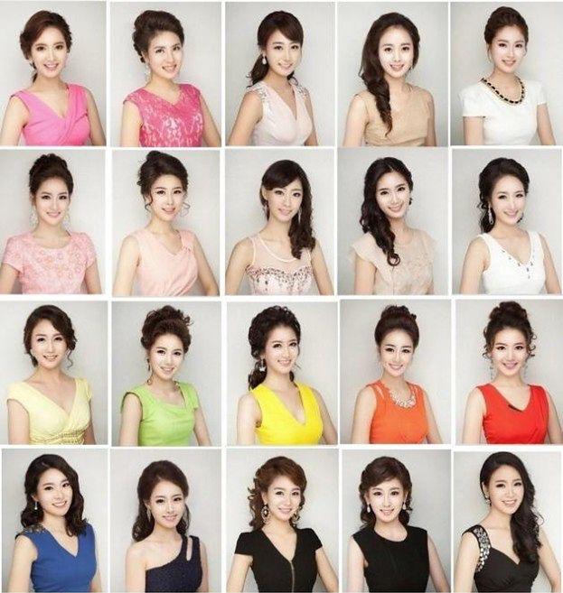 Dlaczego kandydatki do Miss Korea WYGLĄDAJĄ TAK SAMO?
