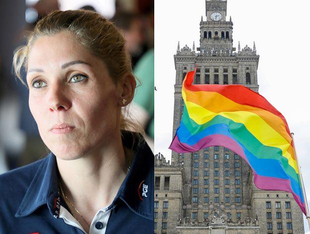 """Zofia Klepacka zaklina rzeczywistość: """"ZROBILI ZE MNIE HOMOFOBA"""""""