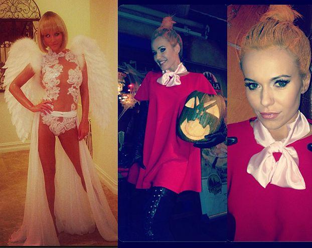 Polskie gwiazdy na Halloween! (ZDJĘCIA)