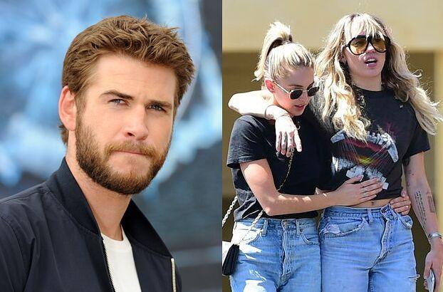 Liam Hemsworth dowiedział się o rozstaniu z Miley Cyrus z jej postów w mediach społecznościowych?