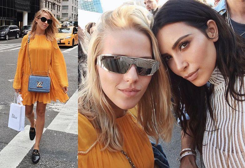 Jessica Mercedes i Kim Kardashian