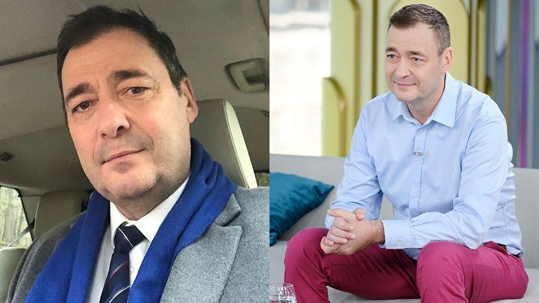 """Jacek Rozenek WRACA DO PRACY! Fani pod wrażeniem: """"Świetna forma"""""""