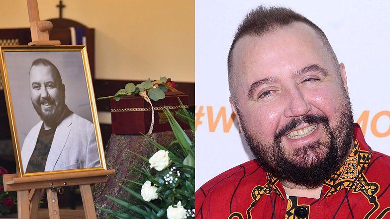 """Pogrzeb Dariusza Gnatowskiego. Ksiądz wspomina zmarłego aktora: """"Liczy się tylko i wyłącznie pokora, W MORDĘ JEŻA!"""""""