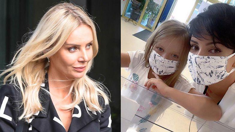 Agnieszka Woźniak-Starak komentuje stan zdrowia Doroty Gardias