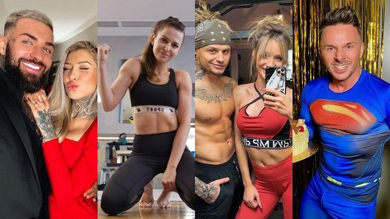 Polscy fit-influencerzy kiedyś i dziś. Anna Lewandowska, Deynn i Majewski, Qczaj, Fit-Lovers (ZDJĘCIA)