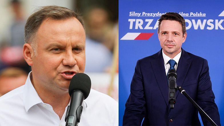 Andrzej Duda chce zmienić konstytucję. Zgłosi zapis o zakazie adopcji przez pary jednopłciowe