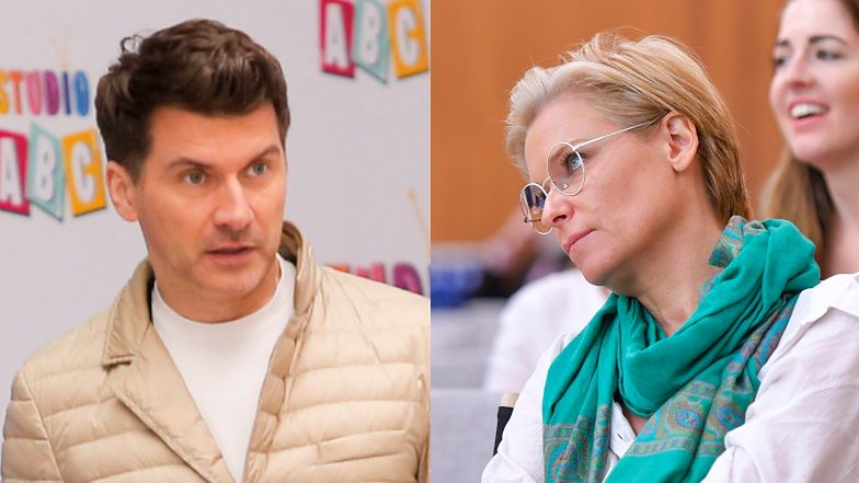 """Paulinie Młynarskiej nie podoba się, że Tomasz Kammel cytuje jej ojca: """"Byle drań też śpiewa """"Róbmy swoje!"""""""