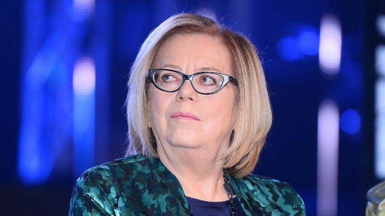 """Elżbieta Zapendowska TRACI WZROK! """"Jedno oko mam już w ogóle NIECZYNNE"""""""