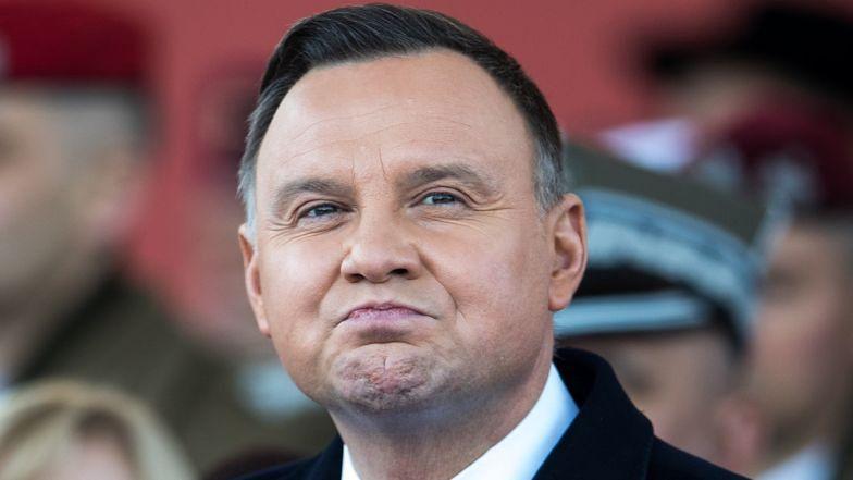 """Andrzej Duda komentuje aferę w radiowej Trójce: """"Jestem ZAŻENOWANY"""""""
