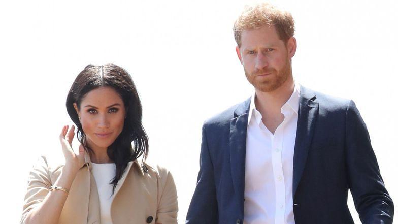 """Brytyjski publicysta szydzi z wpisu Meghan Markle i księcia Harry'ego """"wspierających"""" ojczyznę w walce z koronawirusem: """"PUSTE SŁOWA"""""""