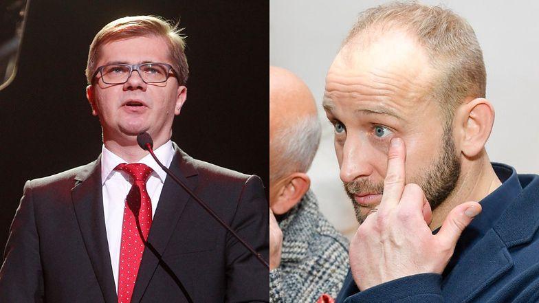 """Wiemy, co z pozwem Borysa Szyca przeciwko Sylwestrowi Latkowskiemu: """"Chcemy, żeby PRZEPROSIŁ I ZAPŁACIŁ"""""""