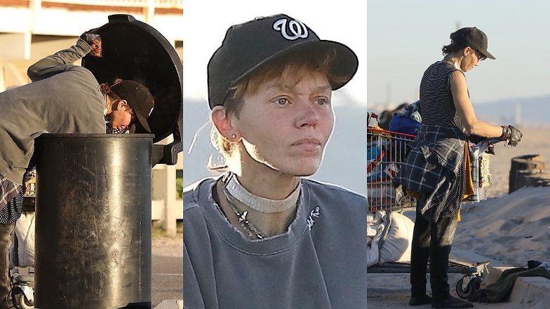 """Bezdomna Loni Willison twierdzi, że trafiła na ulicę przez """"złych ludzi"""" (ZDJĘCIA)"""