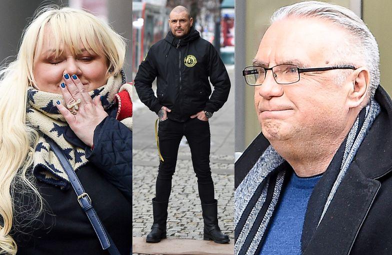 Manuela, Gulczas i Janusz po 18 latach