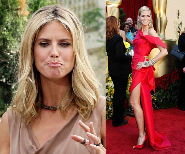 Heidi Klum ubezpieczyła nogi na 2 miliony dolarów!