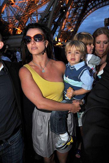 Britney najlepszą matką pośród gwiazd?!
