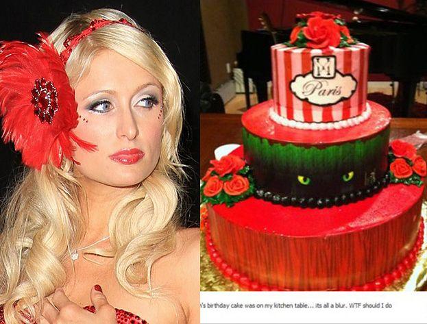 UKRADZIONO tort urodzinowy Paris! Zjedli go bezdomni…