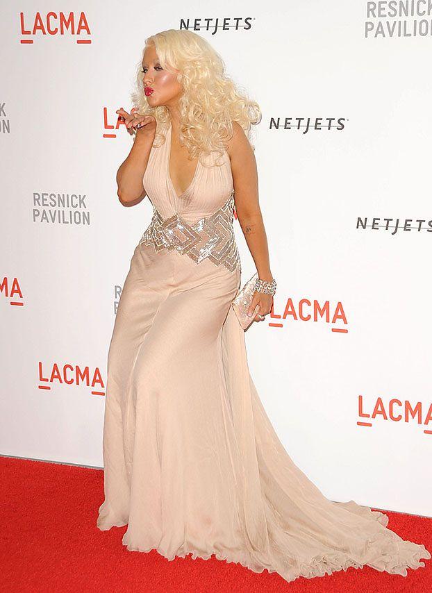 Christina Aguilera woli KOBIETY?!