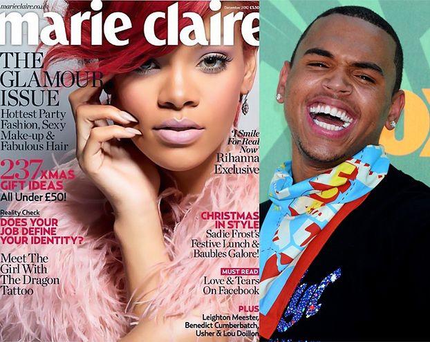 """Rihanna: """"Przy Chrisie CZUŁAM SIĘ PUSTA!"""""""