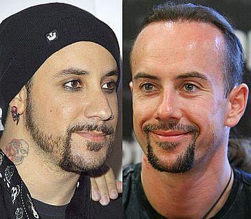 Nergal = AJ z Backstreet Boys?!