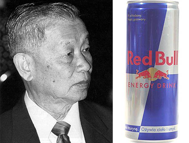 Zmarł twórca Red Bulla!