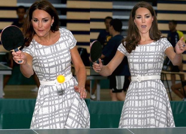 Kate w sukience za 190 złotych! ŁADNA?