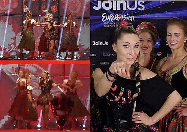 Jest wideo z pierwszej próby Donatana i Cleo na Eurowizji!