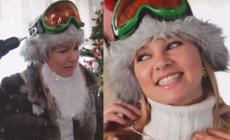 """Parodia """"Last Christmas"""" z Kasią Bujakiewicz!"""