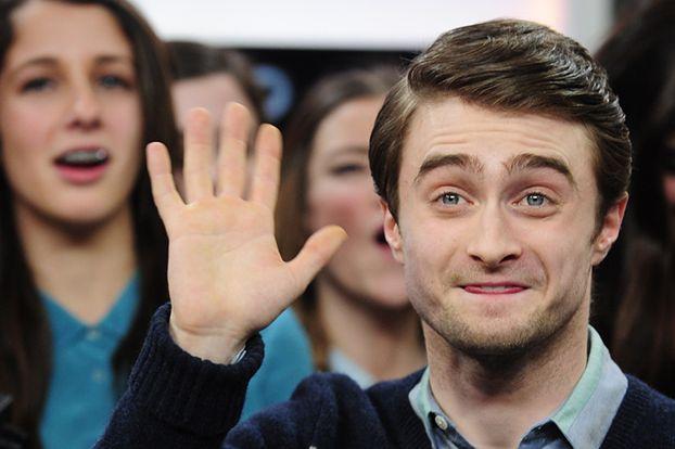 """""""Byłem PIJANY, grając w Harrym Potterze"""""""