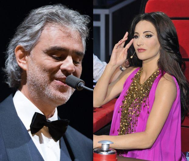 Steczkowska zapłaci Bocellemu 200 TYSIĘCY, żeby z nią zaśpiewał?