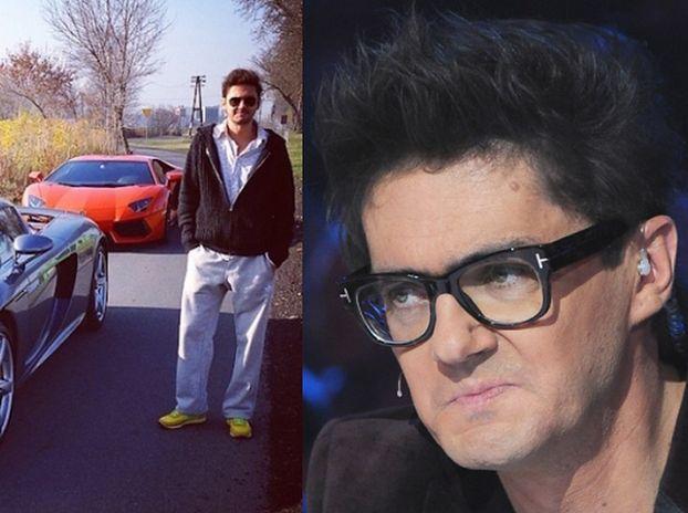 """Wojewódzki w """"Playboyu"""": """"Miałem w garażu Lamborghini, Ferrari i Porsche, zabrakło mi miejsca! Moje auta to rodzaj TERAPII DLA NIEUDACZNIKÓW"""""""