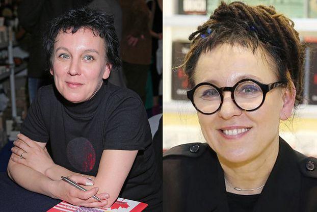 Olga Tokarczuk przeszła sporą metamorfozę. Jak pisarka wyglądała bez charakterystycznych dredów? (ZDJĘCIA)