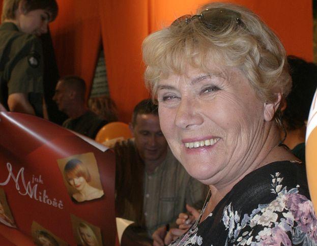 """Teresa Lipowska wspomina Witolda Pyrkosza: """"Nikomu nie pozwalam siadać na jego krześle"""""""