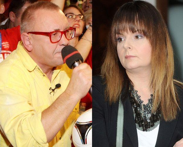 """Korwin-Piotrowska o krytykach Owsiaka: """"WKU*WIA MNIE TO!"""""""