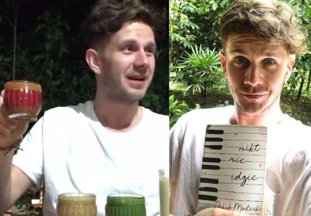 """Antek Królikowski tłumaczy się z tygodniowego detoksu na Bali: """"Nie było łatwo. Uznałem, że tydzień bez Internetu mi wystarczy"""""""
