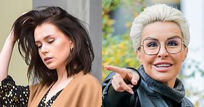 TYLKO NA PUDELKU: Anna-Maria Sieklucka nie może ściąć włosów ani.... ZAJŚĆ W CIĄŻĘ przez KONTRAKT z Blanką Lipińską!